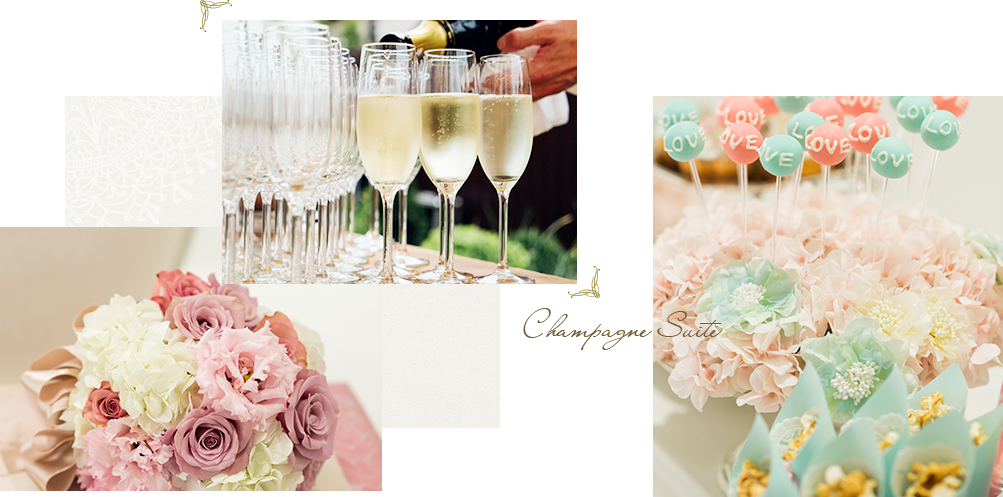 Champagne Suite 写真02