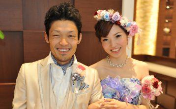 田中様ご夫妻